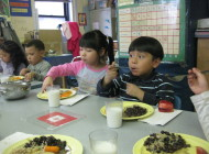 New Report Examines Institutional Meals Served by New York City
