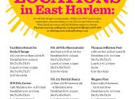 2014 Summer Meals in Manhattan
