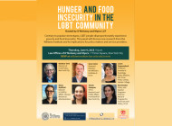 Hunger and Food Insecurity in the LGBT Community