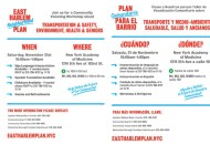 East Harlem Neighborhood Plan – Public Workshop this Saturday 11/21