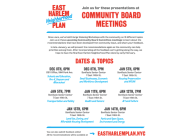 Community Board Meetings