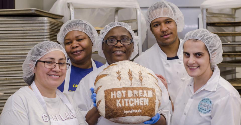 NYC Food Based Community Organization Spotlight: Hot Bread ...