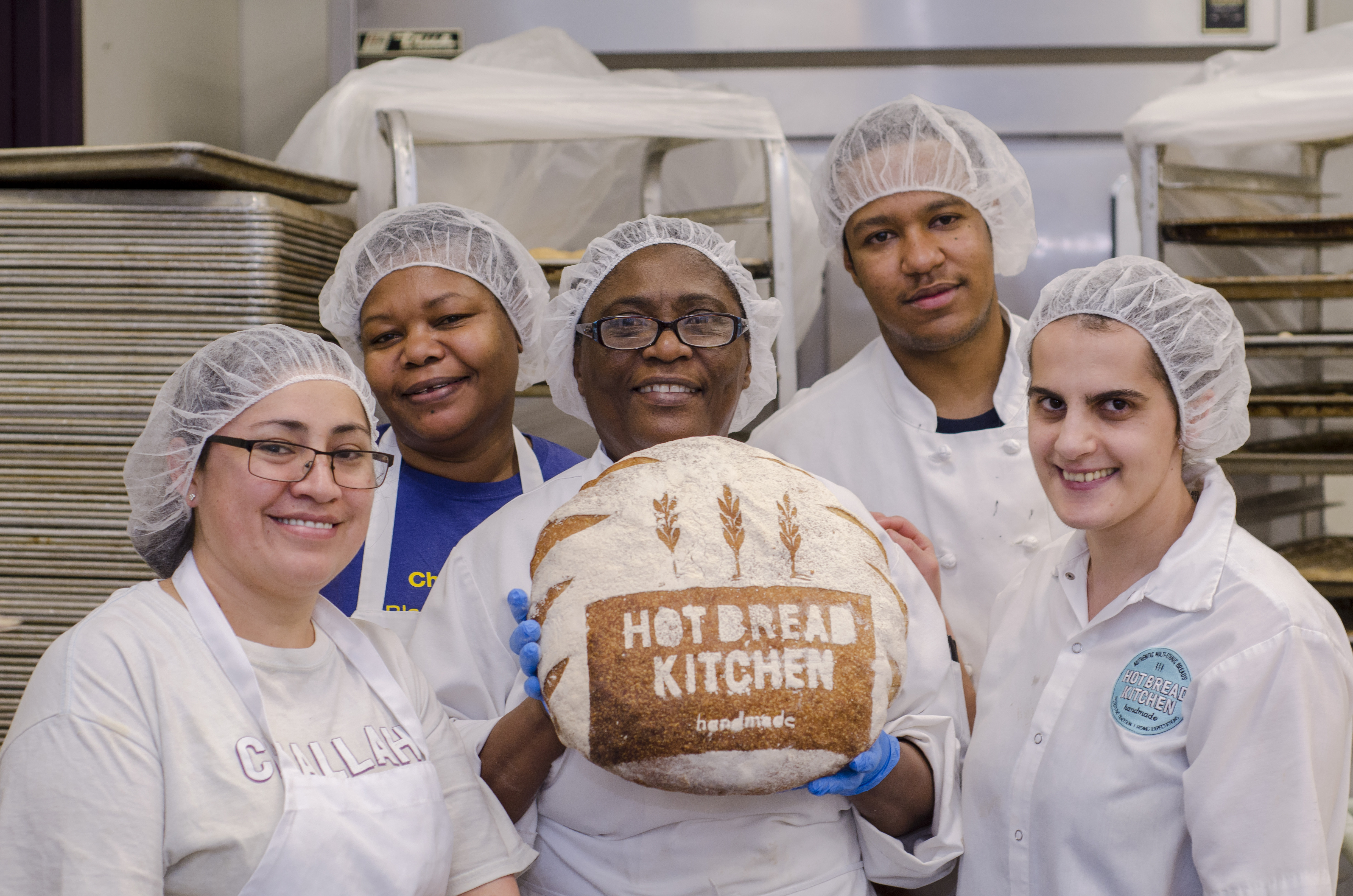nyc food based community organization spotlight hot bread kitchennyc food policy center - Hot Bread Kitchen