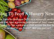Ample Table for Everyone: NYC Food Based Community Organization Spotlight