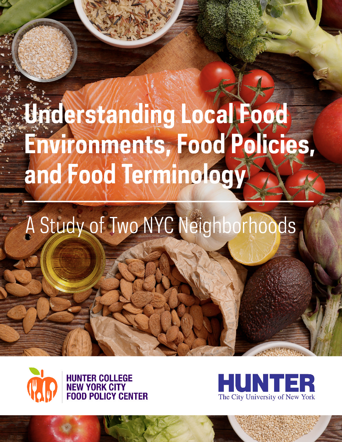 Understanding Local Food Environments, Food Policies, and Food Terminology – New Report