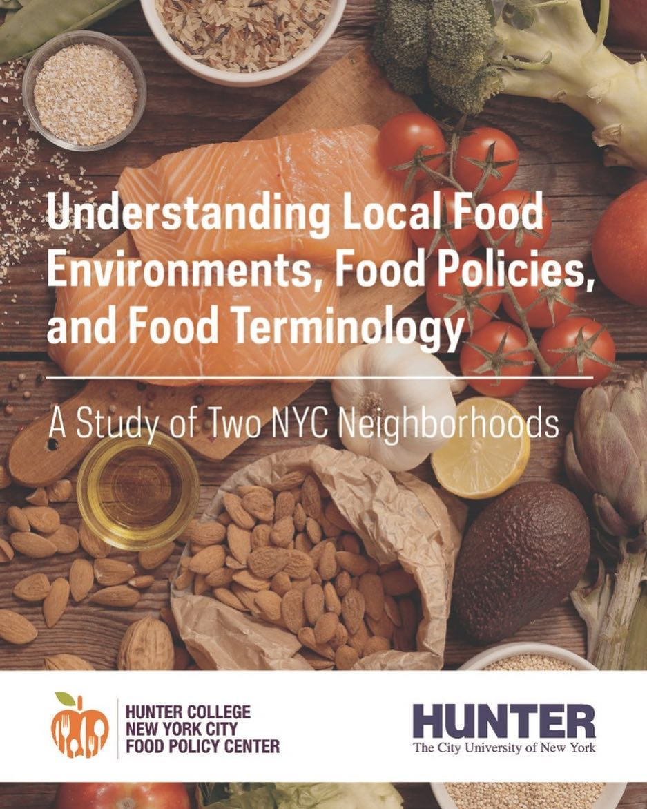 Check out our latest report Understanding Local Food Environments Foodhellip