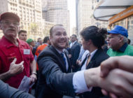 City Council Speaker Corey Johnson: A Food Difference