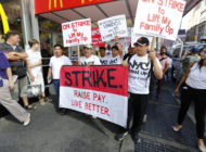 Timeline: NYC Fast Food Workers Make Strides in Wage War