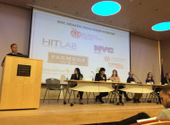 NYC Health Technology Food Forum: How Can Technology Help (and Hurt) Public Health Initiatives?