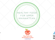 Save the date: September 21, 2015, Healthy Food for Upper Manhattan Fall Meeting