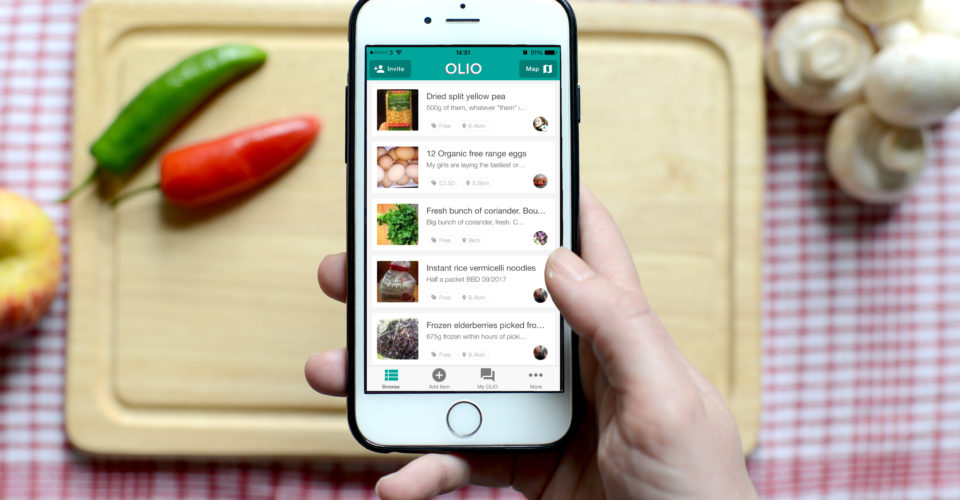 Smartphone Apps That Could Save the World - NYC Food Policy