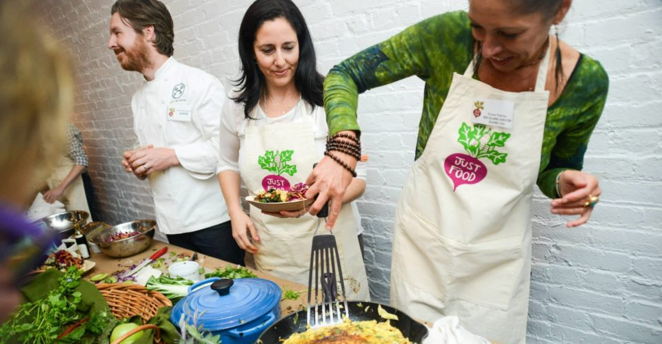 Just Food Brings Communities Together to Fight for Food