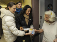 Citymeals on Wheels Volunteers Deliver More than Just Hot Meals