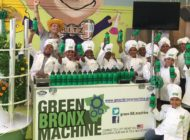 Green Bronx Machine Grows Vegetables and Students