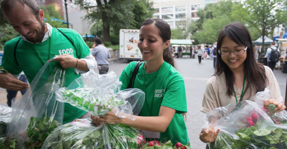 City Harvest Fights Against Food Insecurity and Hunger