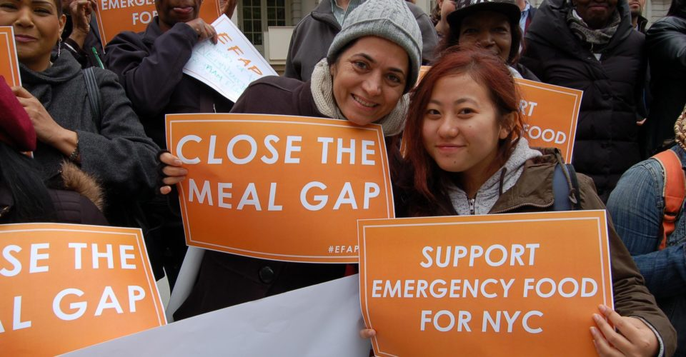 This Organization Has Been Working to End Food Insecurity in