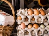 California to Only Sell Cage-Free Eggs by 2022