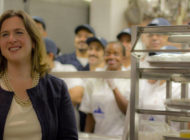 NYC Food Policy Center Interview with Beth Shapiro, Executive Director, Citymeals on Wheels