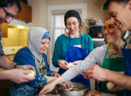 Bridging Cultures Through Food and Cooking: League of Kitchens
