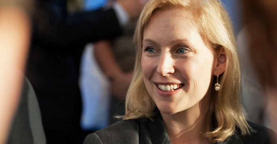 Senator Kirsten Gillibrand: Politician and Food Policy AdvocateNYC