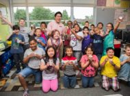 Inspiring Kids to Make Healthy Food Choices: The Beecher's Foundation
