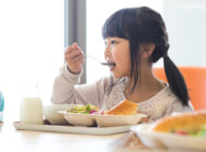 Japan's School Lunch Program Serves Nutritious Meals with Food Education