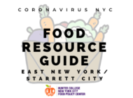 Coronavirus NYC Food Resource Guide: East New York/Starrett City