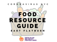 Coronavirus NYC Food Resource Guide: East Flatbush