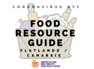 Coronavirus NYC Food Resource Guide: Canarsie/Flatlands