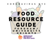 Coronavirus NYC Food Resource Guide: Fordham/University Heights