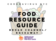 Coronavirus NYC Food Resource Guide: Rockaway and Broad Channel
