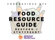 Coronavirus NYC Food Resource Guide: Bedford / Stuyvesant