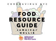 Coronavirus NYC Food Resource Guide: Jamaica/Hollis
