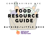 Coronavirus NYC Food Resource Guide: Bayside/Little Neck