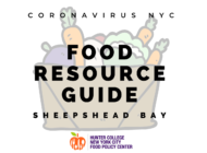 Coronavirus NYC Food Resource Guide: Sheepshead Bay