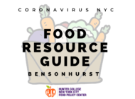 Coronavirus NYC Food Resource Guide: Bensonhurst