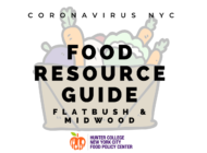Coronavirus NYC Food Resource Guide Flatbush/Midwood