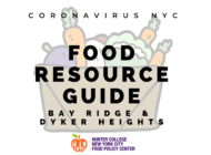 Coronavirus NYC Food Resource Guide: Bay Ridge and Dyker Heights