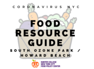 Coronavirus NYC Food Resource Guide South Ozone Park / Howard Beach