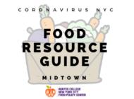 Coronavirus NYC Food Resource Guide: Midtown