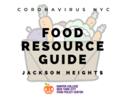 Coronavirus NYC Food Resource Guide: Jackson Heights