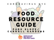 Coronavirus NYC Food Resource Guide: Park Slope/Carroll Gardens
