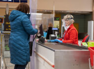 Some Front-Line Grocery Workers Receive Extra Benefits During Pandemic