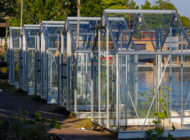 Private Greenhouses Enforce Social Distancing Among Amsterdam Diners
